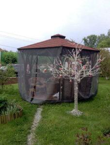 шатер палатка +с москитной сеткой купить