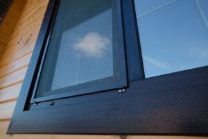 шторка сетка на кухню на маленькое окно